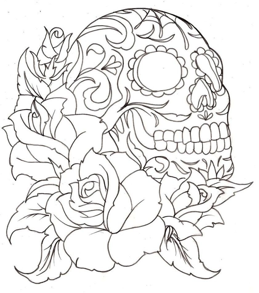 841x949 Dreamcatcher Tattoo Designs Coloring Pages For Adults Printable