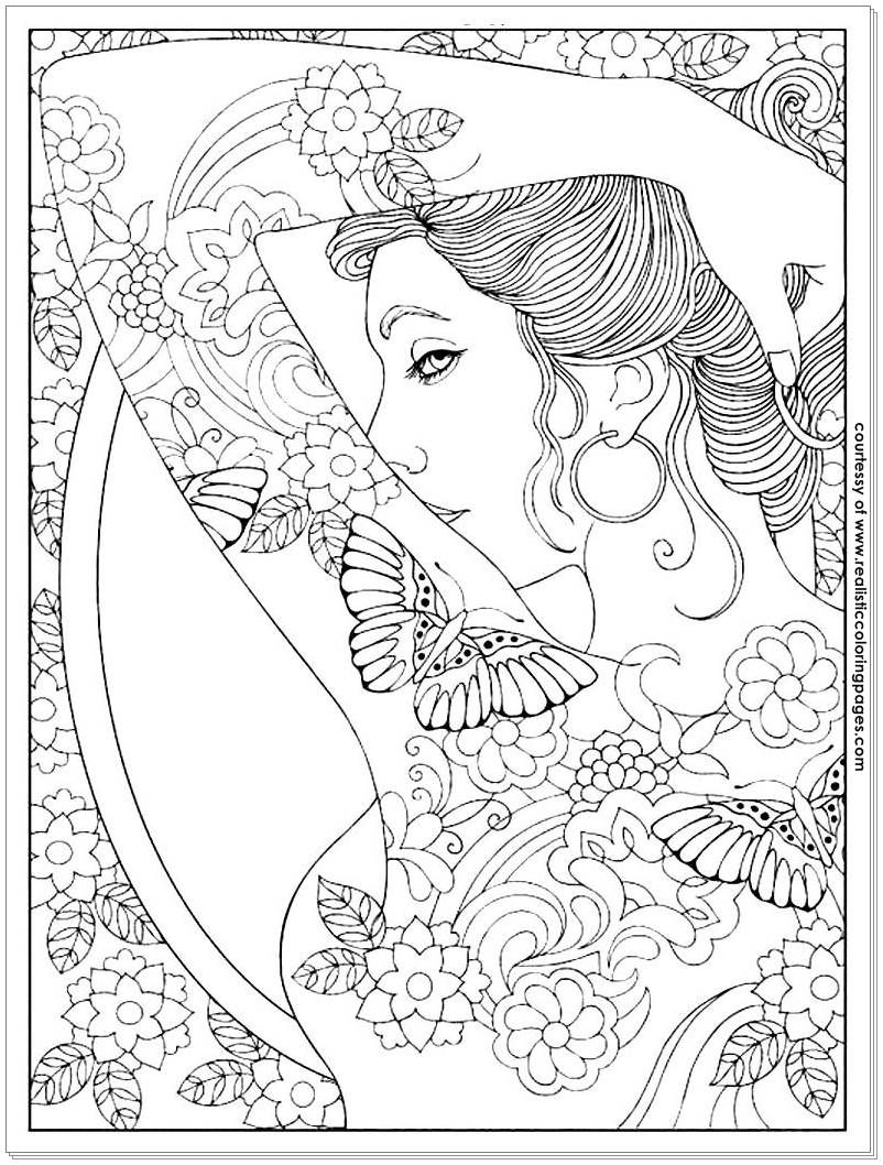 802x1058 Body Art Tattoo Designs Coloring Pages Adult Coloring Pages