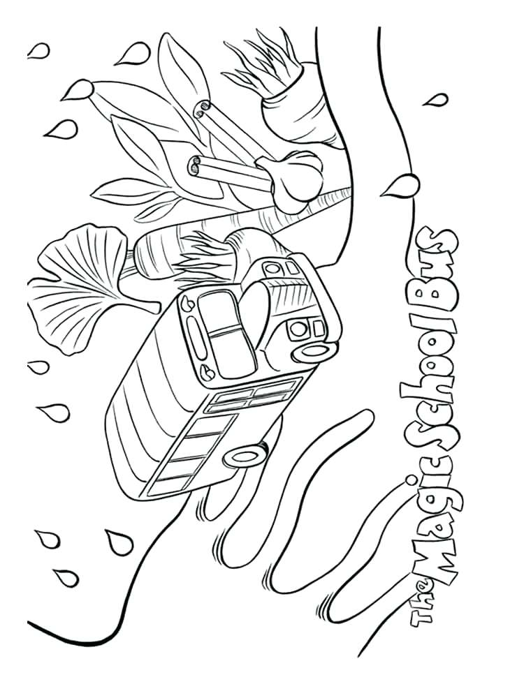 750x1000 Top Rated Bus Coloring Page Pictures Magic School Bus Coloring