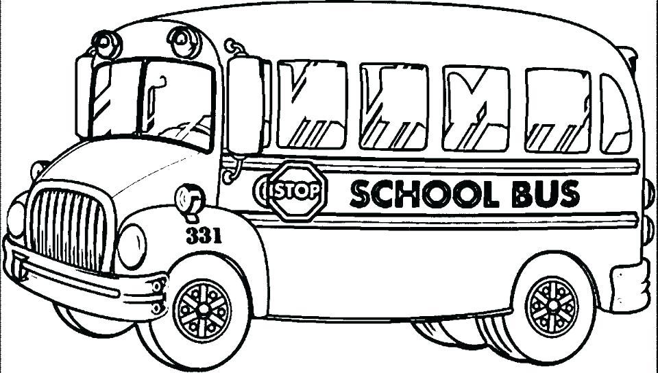 960x544 Coloring Pages School Bus Magic School Bus Coloring Page School