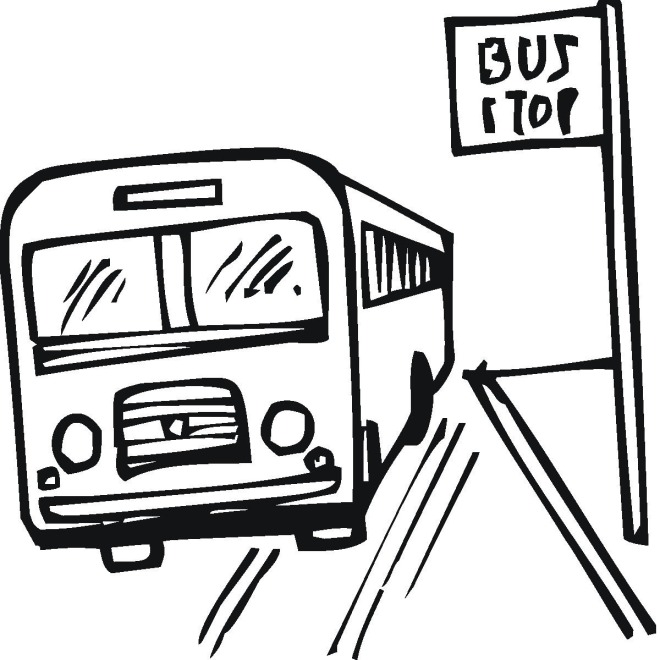 660x660 Tayo The Little Bus Coloring Pages Daddy And The City, Colouring