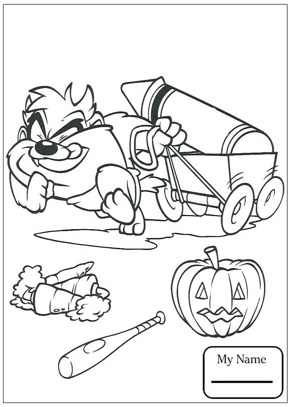 578x810 Tasmanian Devil Coloring Pages Coloring Pages Coloring Pages
