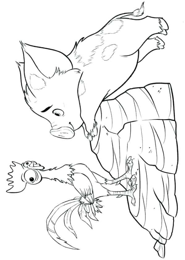 599x840 Moana Coloring Page Coloring Page Moana Coloring Pages Te Fiti