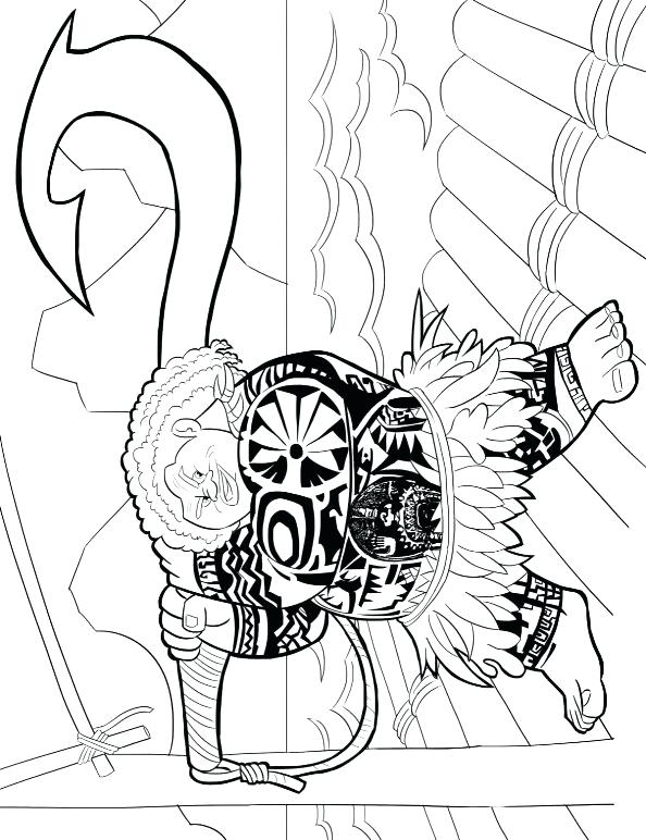 594x772 Moana Coloring Pages And Coloring Page Moana Coloring Pages Pdf