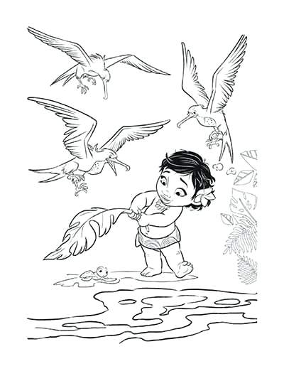 400x529 Moana Coloring Pages Te Fiti Plus Coloring Pages Updated