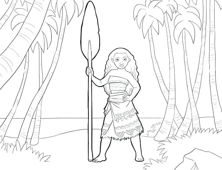 772x594 Moana Coloring Pages Te Fiti Plus Stealthy Coloring Pages