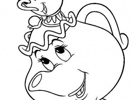 440x330 Tea Coloring Pages, Tea Cup Coloring Page Twisty Noodle