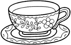 236x150 Teacup Coloring Page Free Coloring Pages On Art Coloring Pages