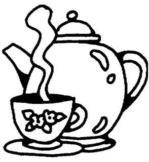 294x320 Best Teacup Coloring Pages Images On Coloring Books