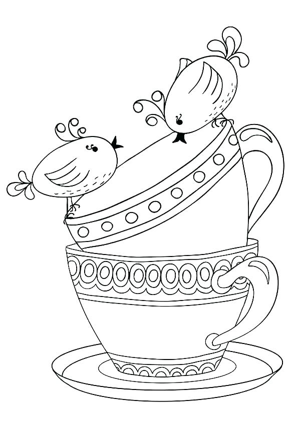 595x842 Yorkie Coloring Pages Puppies Coloring Pages Ot Page Tea Pot