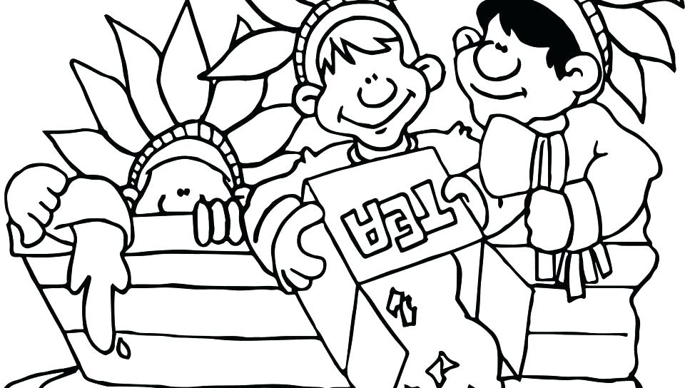 960x544 Free Printable Tea Party Coloring Pages Tea Party Coloring Pages
