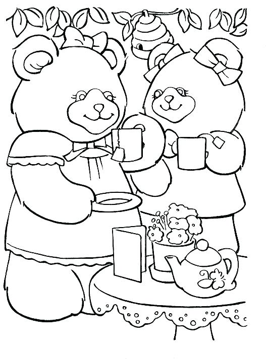 527x713 Boston Tea Party Coloring Pages Printable Tea Party Coloring Pages