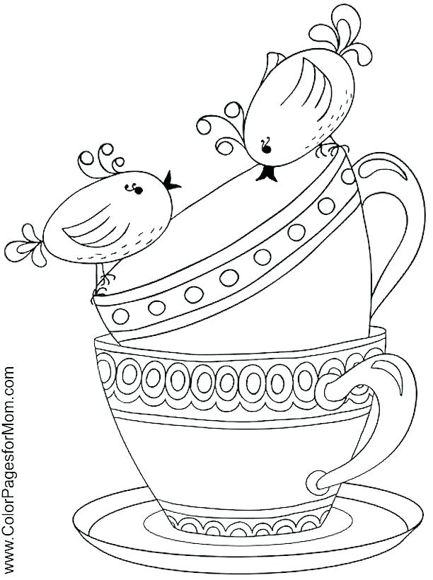 612x820 Boston Tea Party Coloring Pages Tea Party Coloring Pages Raggedy