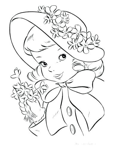 409x500 Coloring Page Tea Party Coloring Pages Click The Mad Hatter