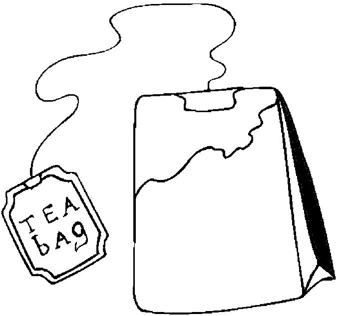 675x634 Tea Coloring Pages, Tea Party Coloring Page Cursive Twisty
