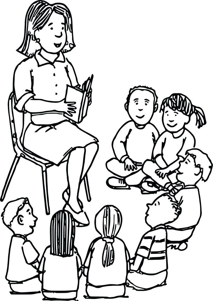 724x1024 Teacher Coloring Pages Teacher Coloring Pages Best Teacher Award