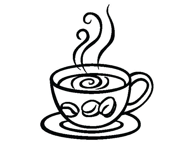 600x470 Tea Cup Coloring Page Teacup Colouring Pages Tea Cup Coloring Page