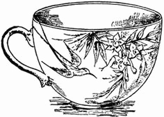 236x169 Teacup Coloring Pages To Print Photos Printable Tea Cup Coloring