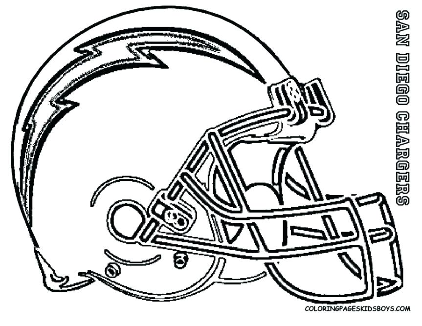 863x667 Chargers Coloring Pages Nfl Helmet Coloring Pages Team Coloring