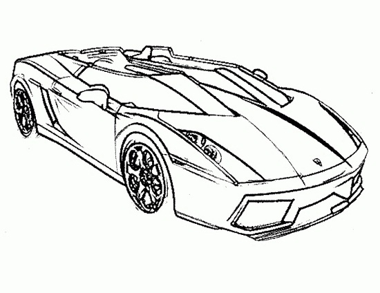 550x424 Printable Hot Wheels Coloring Pages For Kids Team Hot