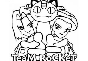 300x210 Pokemon Coloring Pages Team Rocket Copy Pokemon Team Rocket