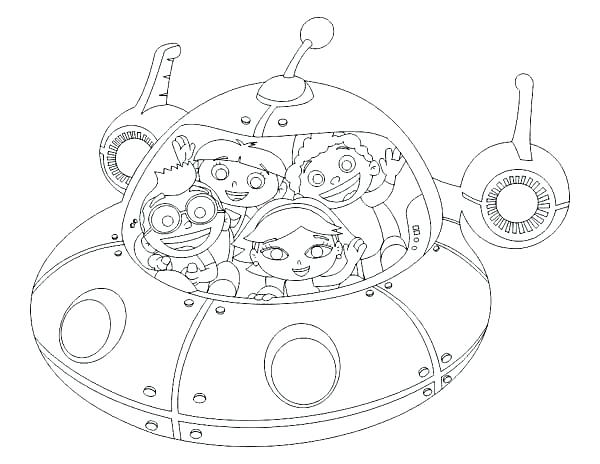 600x464 Rocket Coloring Page Rocket Coloring Pages Little Coloring Pages