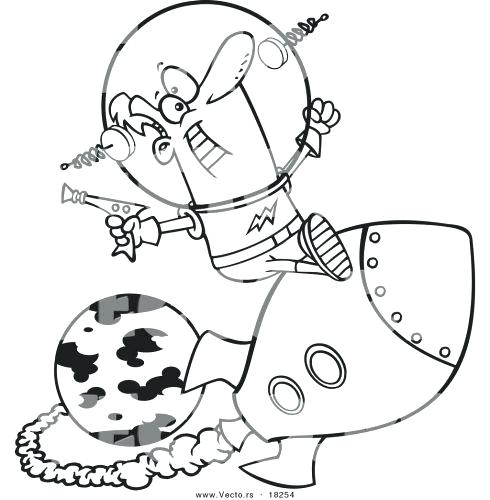 490x500 Balloon Team Rocket Coloring Sheets Pages Ket Ship Coloring Page