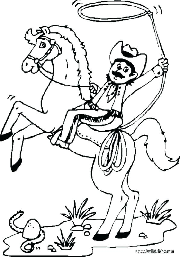 596x850 Houston Rodeo Coloring Pages Rodeo Coloring Pages Johnny Coloring