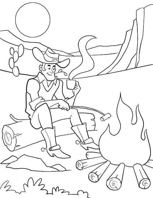 500x647 Rodeo Coloring Pages Rodeo Coloring Pages Also Rodeo Coloring