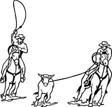 225x214 Team Roping Coloring Pages
