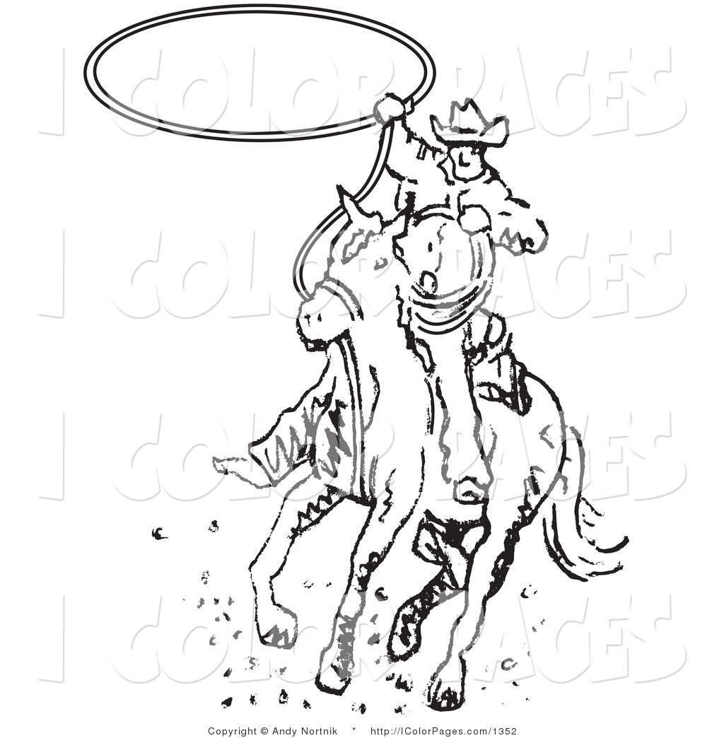 1024x1044 Beautiful Rodeo Coloring Pages To Print Embellishment