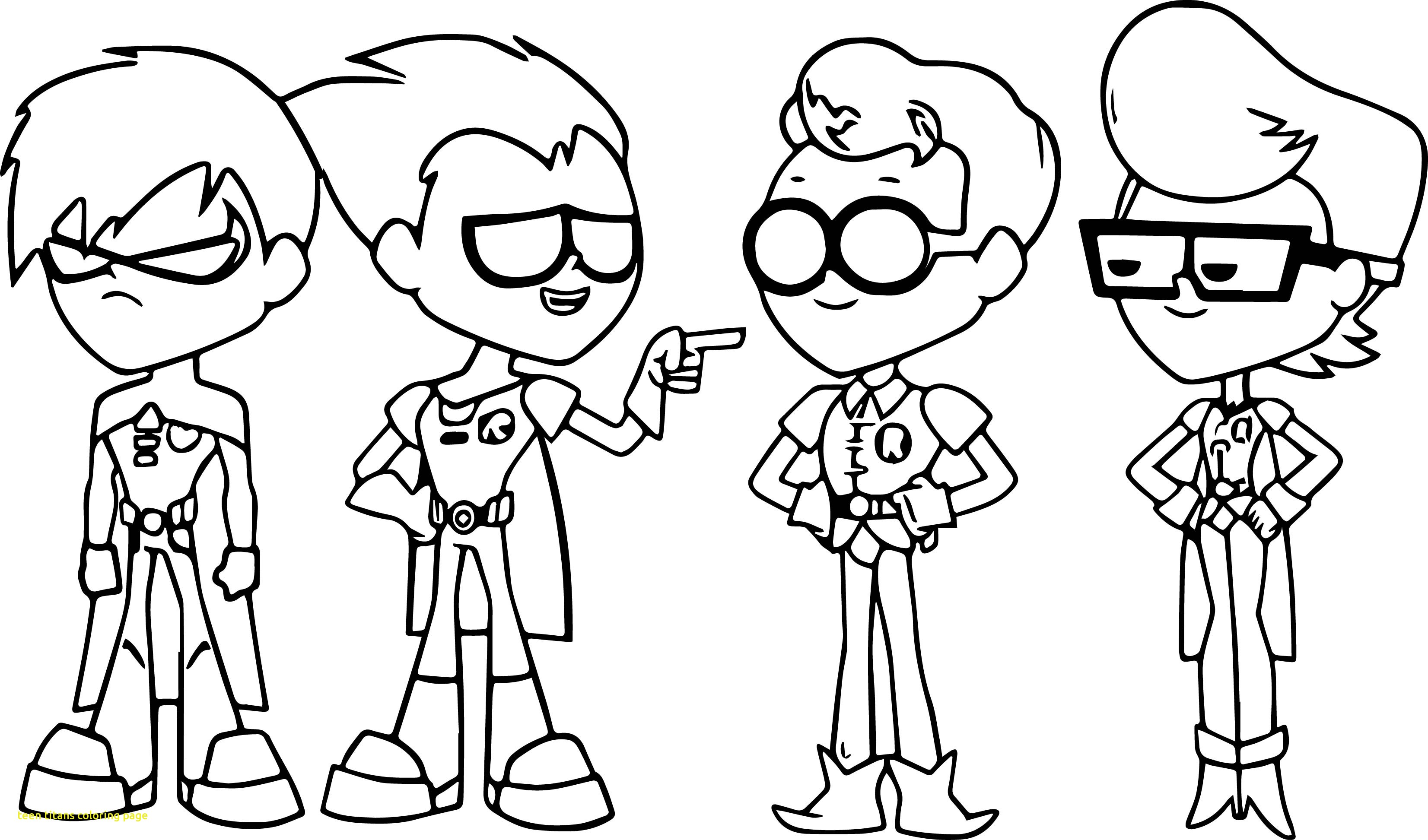 3305x1945 Teen Titans Coloring Page With Image Teen Titans Go Episode