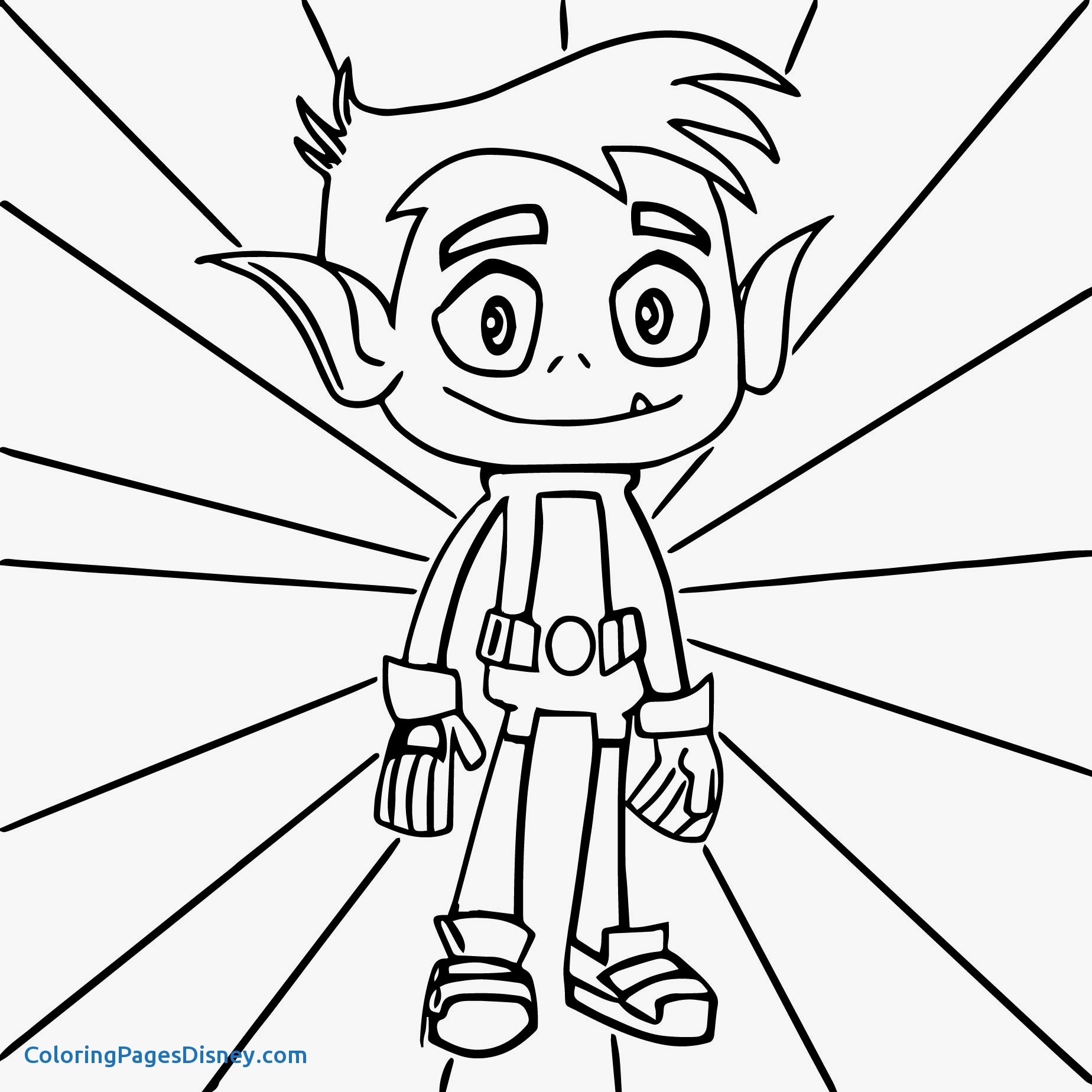 1848x1848 Teen Titans Coloring Pages Fresh Team Titans Go Coloring Pages
