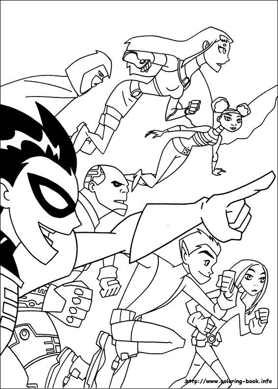 567x794 Teen Titans Go Birthday Party Theme Ideas And Supplies Teen