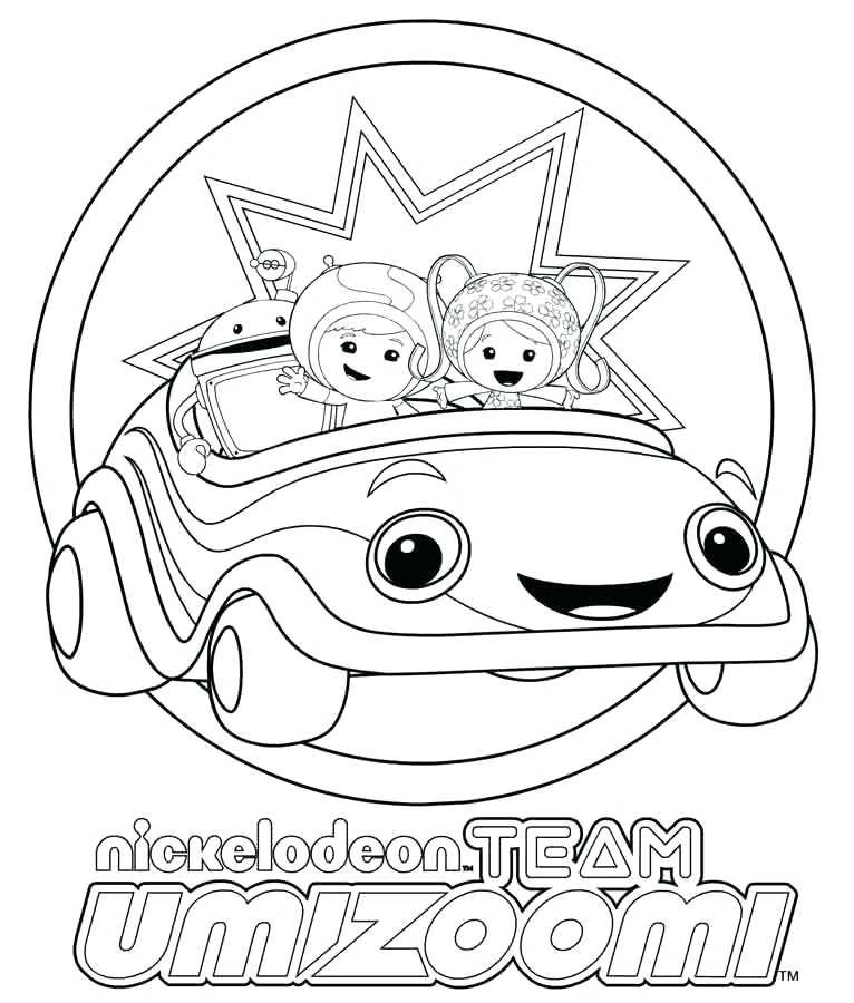 766x900 Team Umizoomi Coloring Pages A Coloringbuscom Team Umizoomi