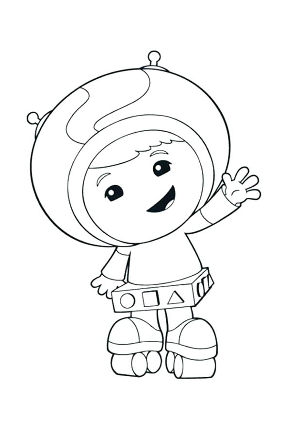 600x901 Umizoomi Coloring Pages Surprising Coloring Pages Printable Best