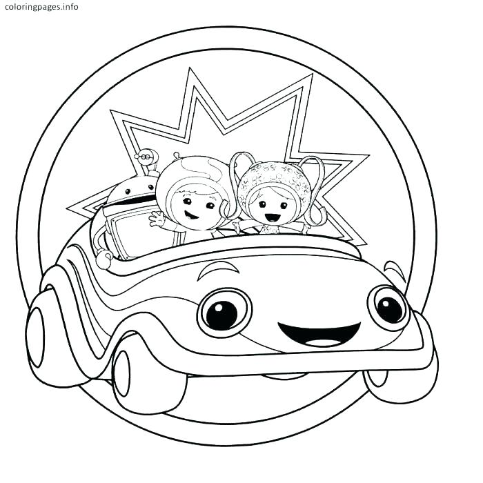 700x700 Team Umizoomi Coloring Pages Coloring Pages Pictures To Print
