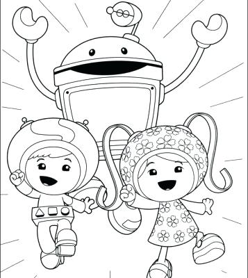357x400 Umizoomi Coloring Pages Printable Printable Coloring Pages Free
