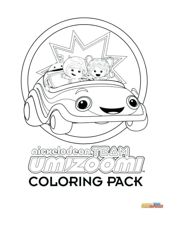 596x842 Umizoomi Coloring Pages Team Umizoomi Coloring Pages Free