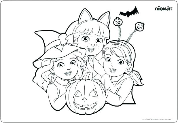 618x427 Team Umizoomi Coloring Pages To Print
