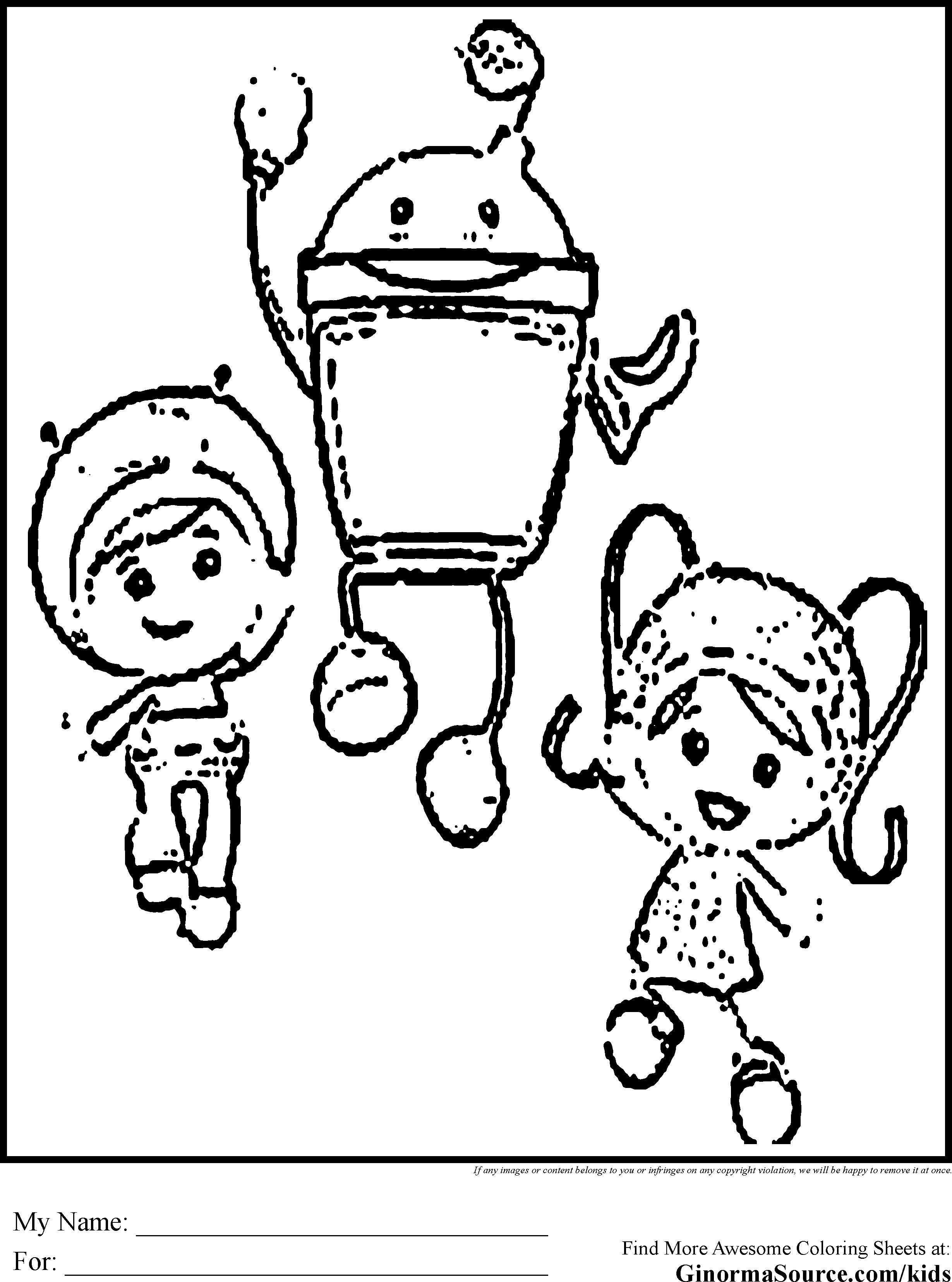2459x3310 Inspiration Umizoomi Coloring Pages Free