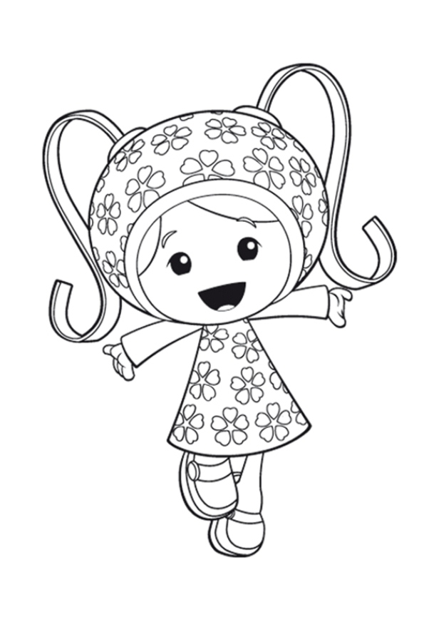 595x893 Kids N Coloring Pages Of Team Umizoomi