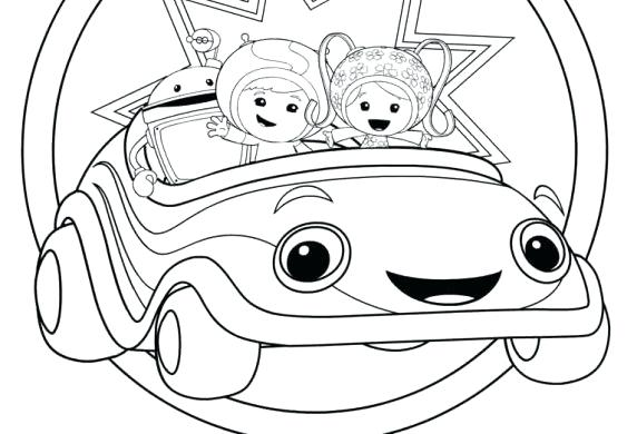 Team Umizoomi Coloring Pages Free Printable at GetDrawings.com ...