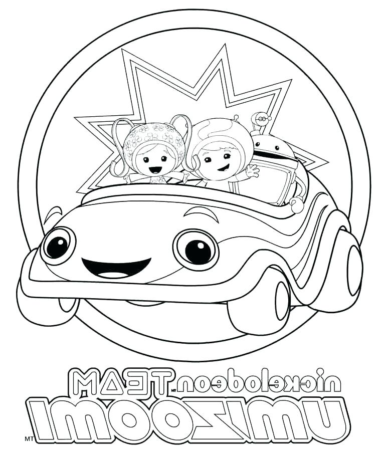 766x900 Umizoomi Coloring Pages Printable Printable Coloring Pages