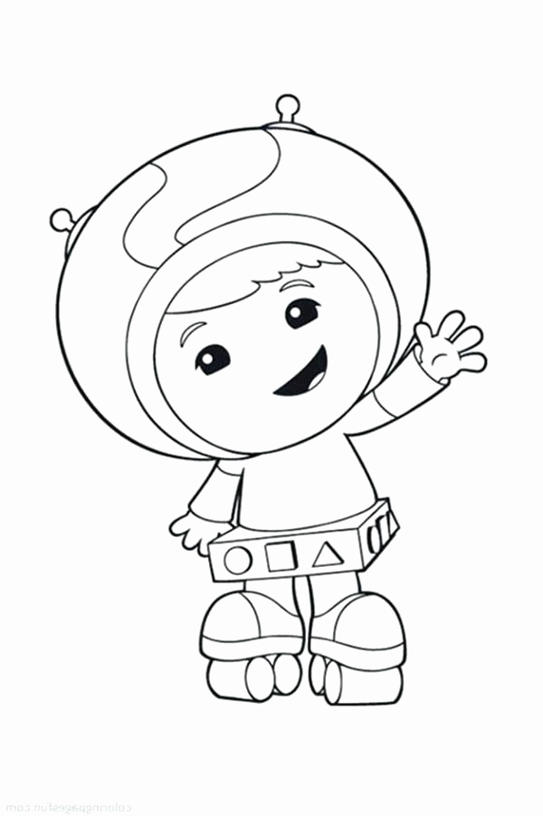 600x901 Beautiful Of Nick Jr Printables Team Umizoomi Coloring Pages All