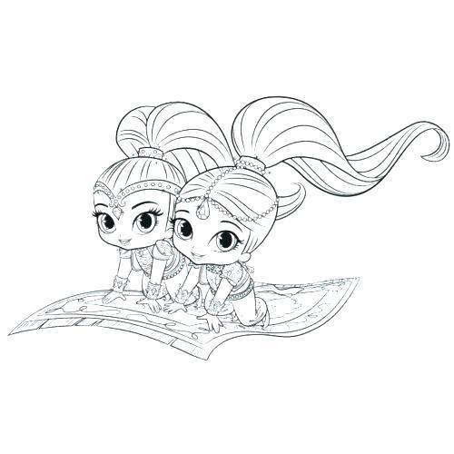 500x500 Umizoomi Coloring Page Coloring Page Coloring Cute Little In Team