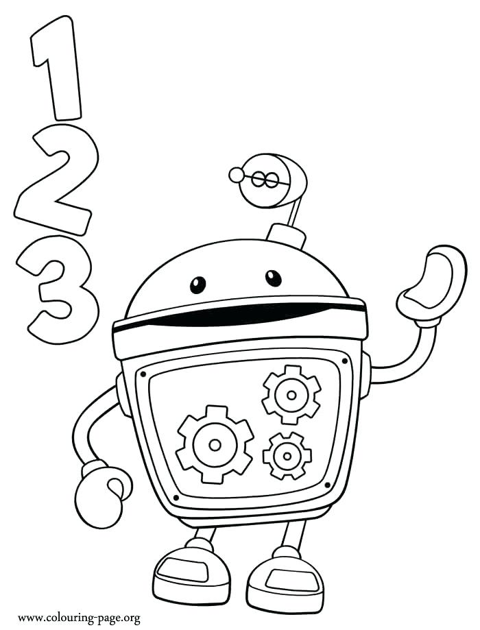 700x919 Umizoomi Coloring Pages Printable