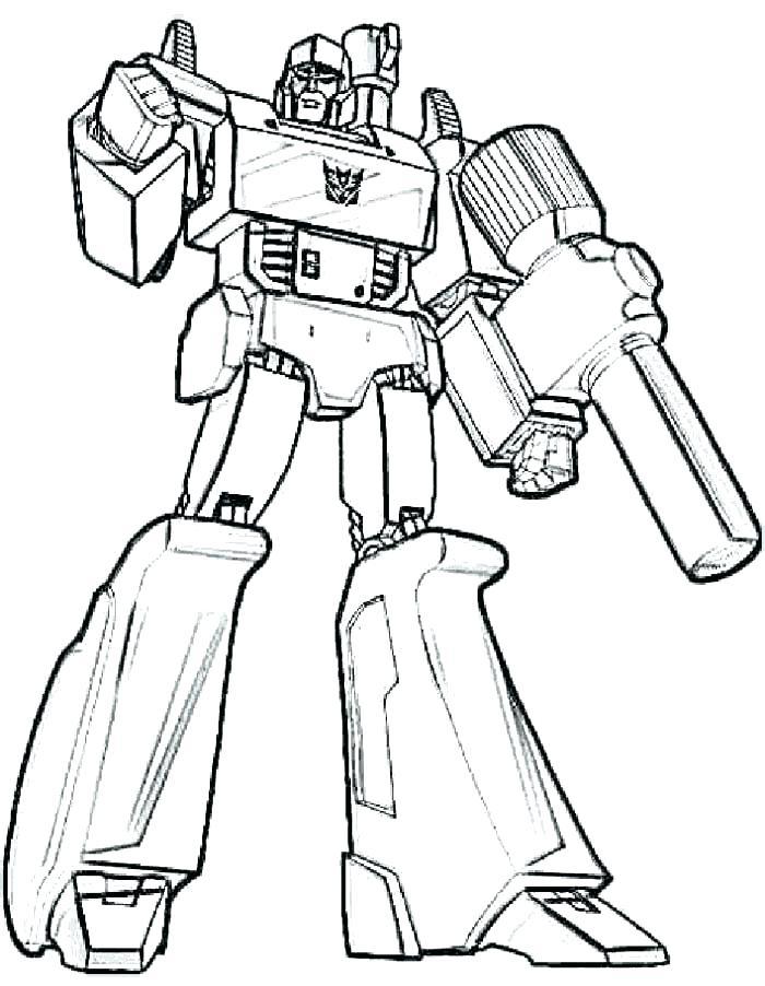 700x902 Transformer Coloring Transformer Coloring Page Transformers