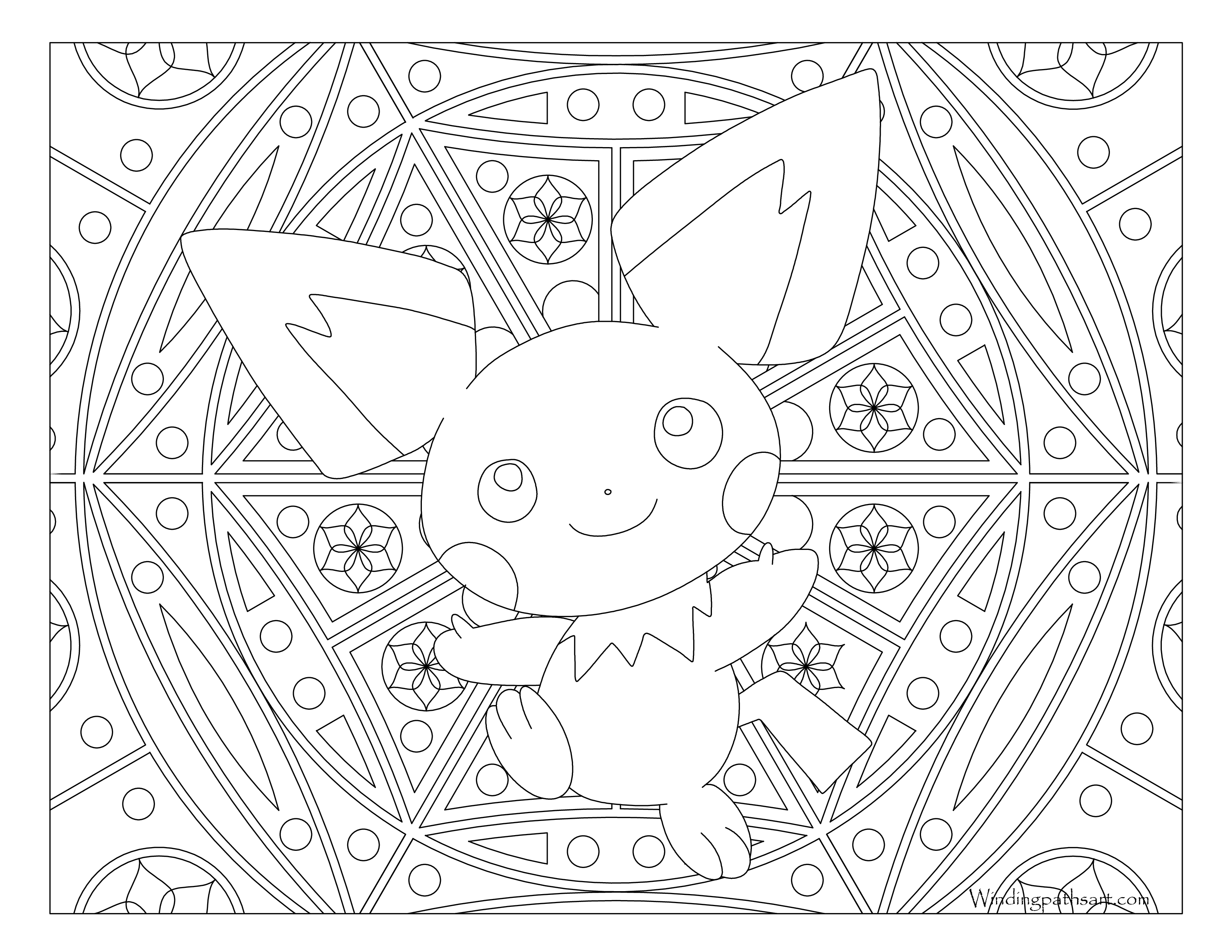 Teddiursa Coloring Pages At Getdrawings Com Free For Personal Use