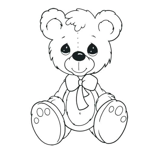 548x506 Teddy Bear Pictures To Colour Free Teddy Bear Coloring Pages Free